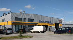 Tyre wholesaler and importer Baltyre Eesti AS